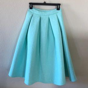 Beautiful ASOS circle skirt